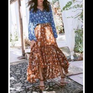Spell maple skirt